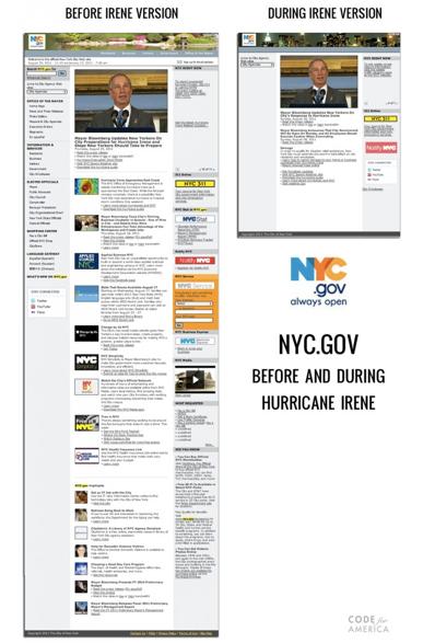 Официальный сайт Нью-Йорка