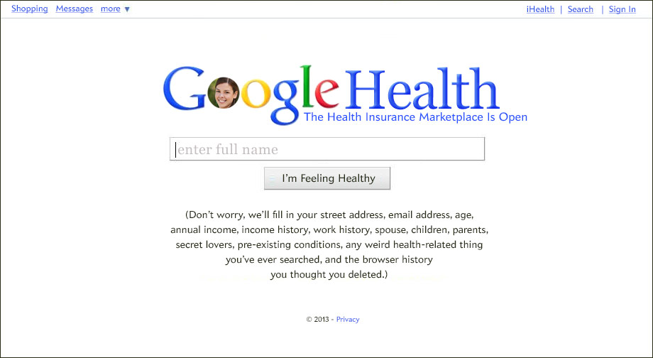 Healthcare Google