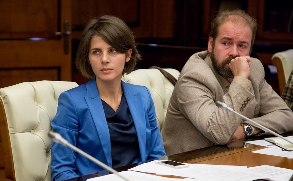 Екатерина Аксенова Заседание совета по открытым данным